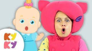 КУКУТИКИ - Ляля - Детская песенка про пупсика, куколку для девочек