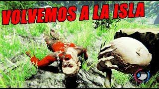THE FOREST - VOLVEMOS A LA ISLA CANIBAL!! #1 - Nexxuz