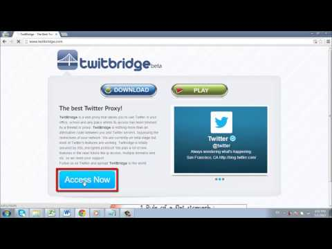How to Unblock Twitter