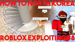 Roblox Exploiting#8 | how to north korea 101 | Roblox Rc7 Exploiting#1 (just got rc7 by fan)