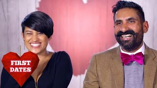 Hema & Ajai Joke About Marriage But Are Now Married! | First Dates