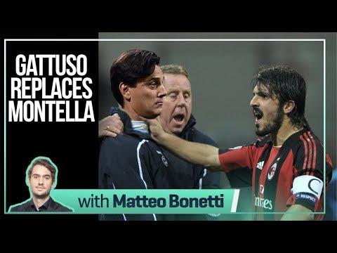 WILL GATTUSO SAVE AC MILAN'S SEASON??? Ft. Matteo Bonetti from Bein Sports
