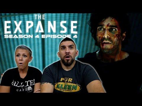 Download The Expanse Season 4 Episode 4 'Retrograde' REACTION!!