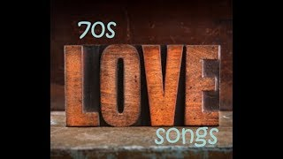 Top 20 Love Songs of the 70's