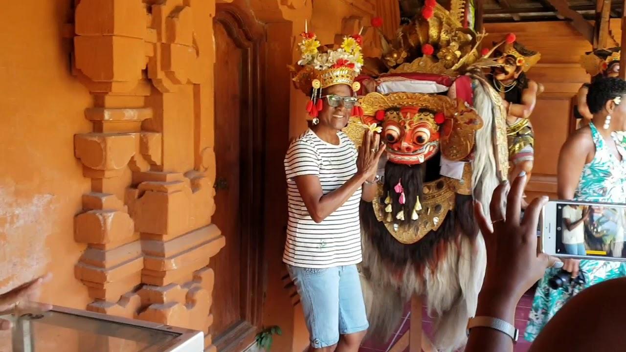 Un nouveau jour à Bali, SERENITY