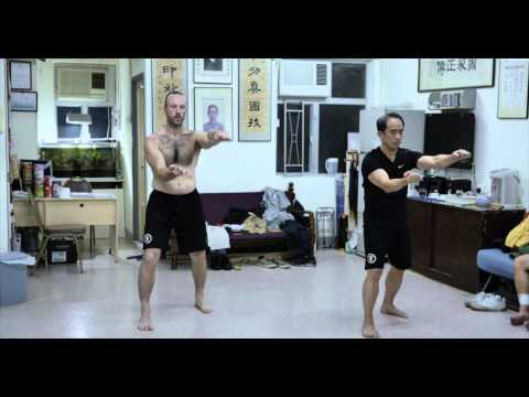 Michael Streit Official Student - Chow Gar Mantis Kung Fu Association 周家螳螂國技會