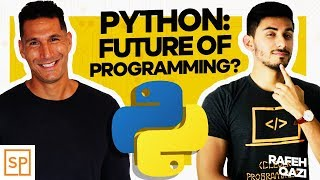 Is PYTHON The FUTURE Of Programming? (With Rafeh Qazi From Clever Programmer)