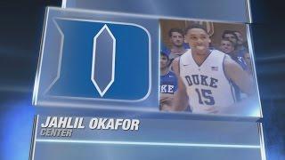 Duke Freshman Jahlil Okafor