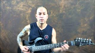 Guitar Lesson - Train by 3 Doors Down