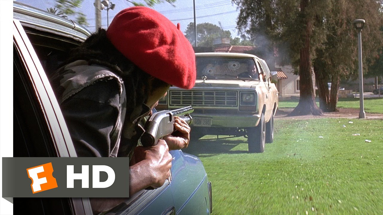 Download Marked for Death (2/5) Movie CLIP - Window Shopping (1990) HD