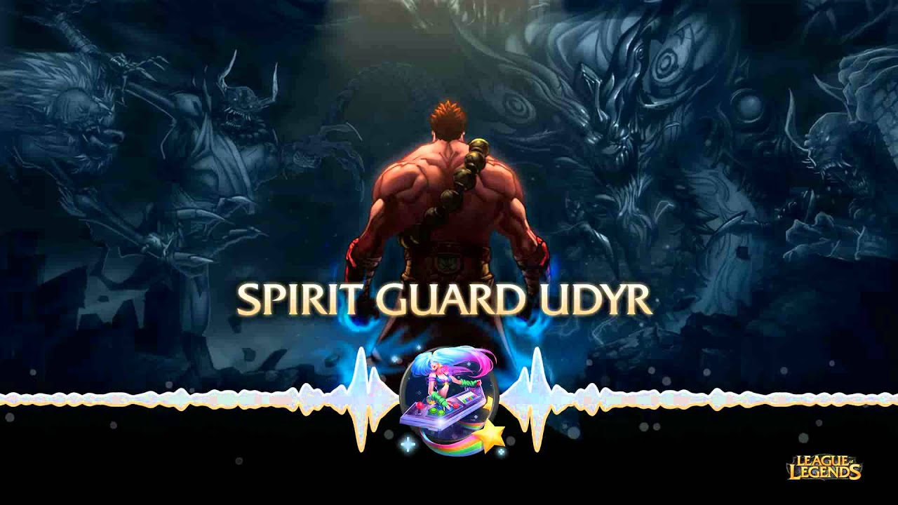 Spirit Guard Udyr - Comic Soundtrack - YouTube