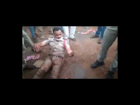 Crime News - Land Kabja Criminals Pours Petrol And Fires CI In Medchal