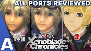 Which Version of Xenoblade Should You Play? - Xenoblade Ports & Remaster Reviewed