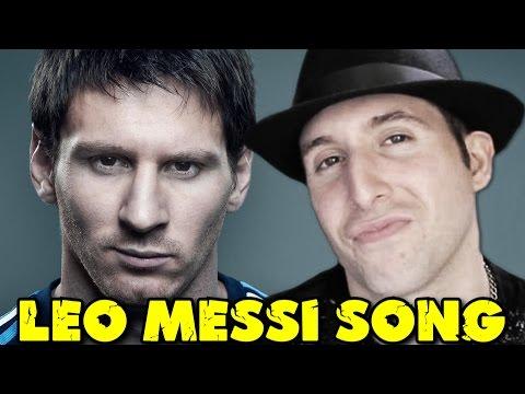 LEO MESSI SONG - PARODIA