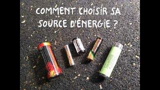 Comment choisir sa le 2 La source d 39 énergie