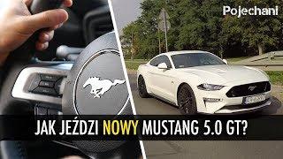 Mustang GT 5.0 2018 - jest MOC   Pojechani #158