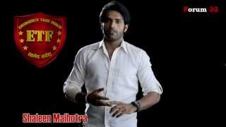 Chat with Shaleen Malhotra on Forum 32