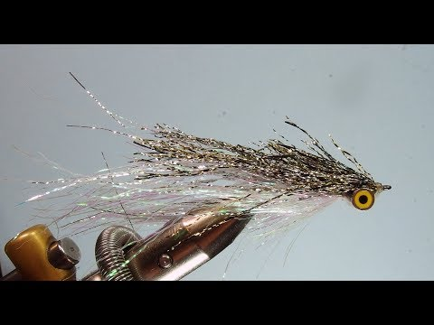 Kreelex Baby Whitefish Streamer Fly | Yellowstone Country Fly Fishing