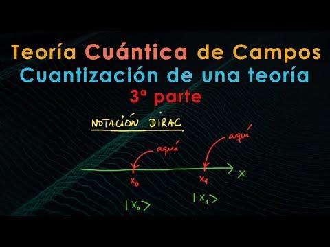 24 - TEORÍA CUÁNTICA de CAMPOS [Cómo cuantizar una teoría 3ª parte ...