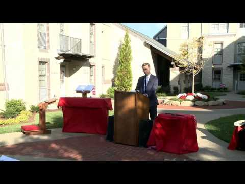BAC Residence Hall Dedication 2016
