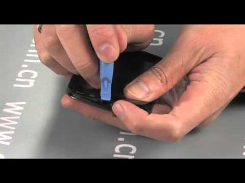 BlackBerry Torch 9800 disassembly tutorial