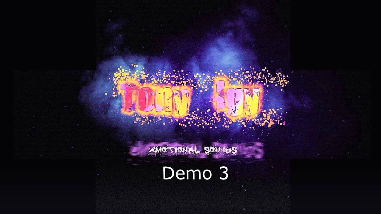 Tony Igy - Demo Tracks (2006 - 2012)