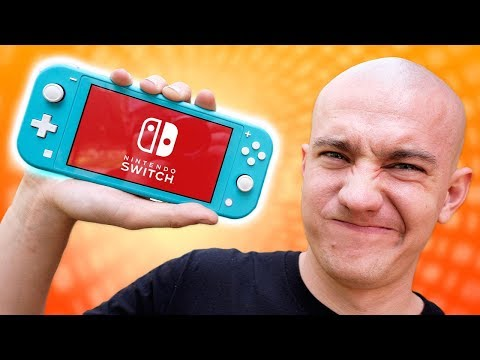Why You Shouldn't Buy The Switch Lite