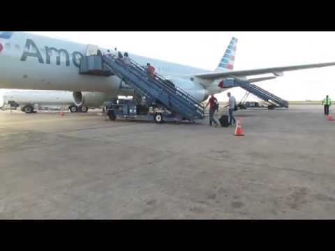 TRIP REPORT! American Airlines barbados to Miami