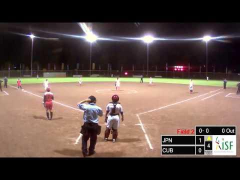 Game 47: Cuba vs Japan