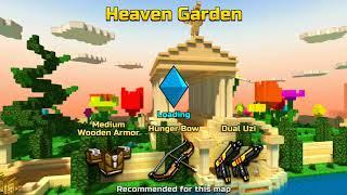 Pixel Gun 3D (Android,ios) Gameplay