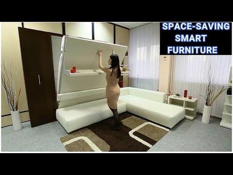 Space Saving Smart Furniture # 01 | Future Of Furniture In India