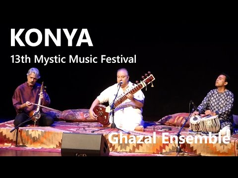 Ghazal Ensemble, 13th Mystic Music Festival - Konya, Turkey