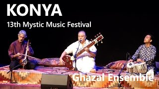 Ghazal Ensemble, 13th Mystic Music Festival - Konya, Turkey