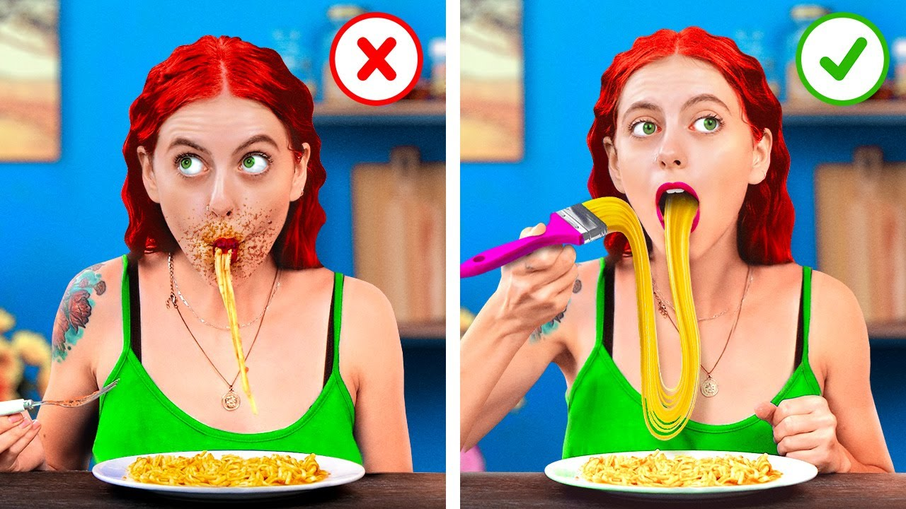 Download WE BET You're Eating THIS Wrong!