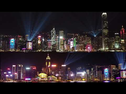 A Symphony of Lights ( 2018 winter edition) Hong Kong Island Testing 2018-11