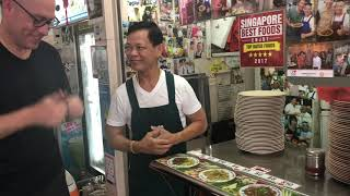 Lau Goh Teochew Chye Thow Kway (Food Stall): Deaf Owned Business in Singapore