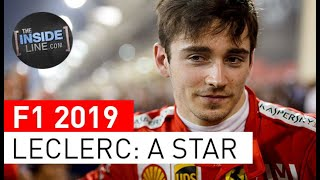 CHARLES LECLERC: A STAR IS BORN