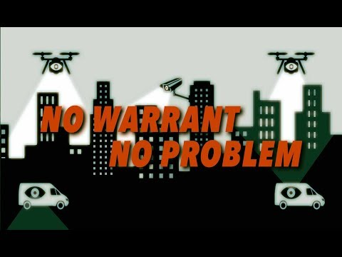 DeepState: No Law Needed For Surveillance, No Warrant