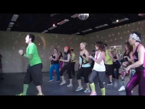 I'm Too Sexy - Right Said Fred - Dance Fitness Class w/ Bradley - Crazy Sock TV