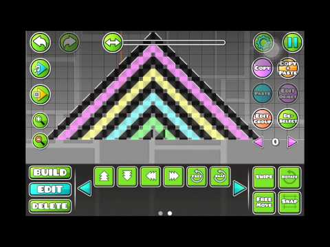 [Geometry Dash] | Tutorials | Nine Circles wave & more