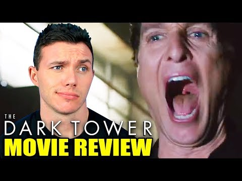 The Dark Tower – Movie Review