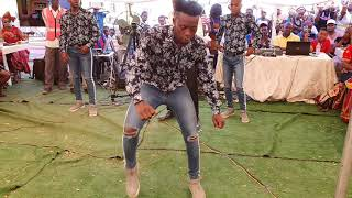Mr.Bow Wedding  performance in a South African  Village