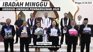 IBADAH UNDHUH-UNDHUH PEMBANGUNAN PROSESI LELANG | MINGGU, 02 AGUSTUS 2020 | GKJW JEMAAT TG PERAK