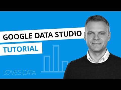 Google Data Studio Tutorial –Building a Dashboard Step-by-Step