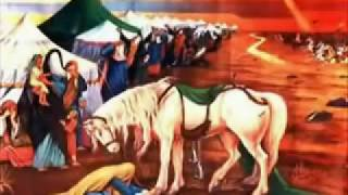 YA SHAHEED YA MAZLUM, YA IMAM YA HUSSAIN (SAWW) with english subtitles