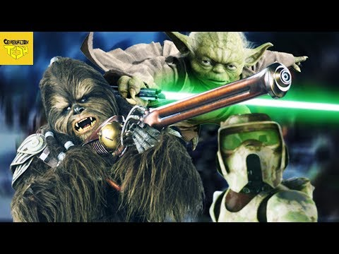 Everything Right with the Battle of Kashyyyk