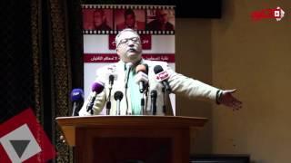 إبراهيم عيسى: مصر عادت إلى ما قبل 25 يناير (اتفرج)