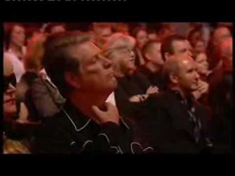 David Gilmour/Brian Wilson UK Music Hall Of Fame