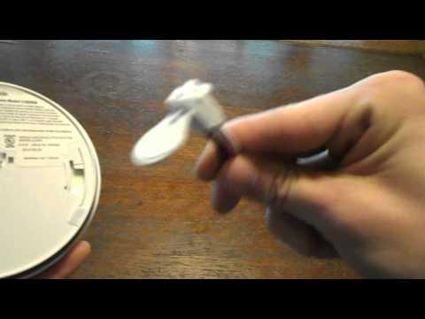 Smoke detector keeps chirping 3 times