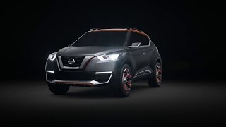 Introducing the Nissan Kicks Concept, Inspired by Brazil